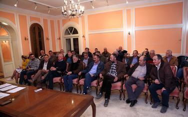 Sa skupa građana koji se protive gradnji vojnog poligona na Sinjajevini