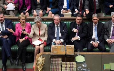 Danas u Parlamentu Velike Britanije