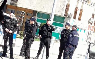 Beranska policija pojačana pripadnicima Posebne jedinice policije: Juče u Beranama