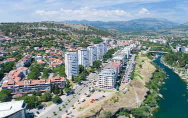 Detalj iz Podgorice