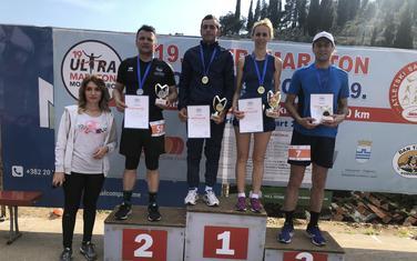 Pobjednici 19. Ultramaratona