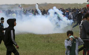 Protesti u pojasu Gaze