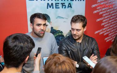 Film već prodat u preko 30 zemalja: Radonjić i Biković