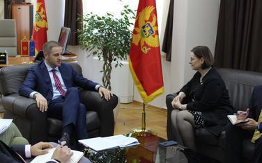Sa sastanka Šehovića i Rajnke