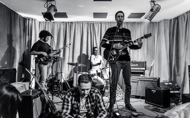 Podgorički bend Sound Floor