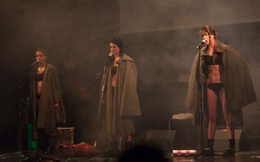Sa jednog od izvođenja predstave