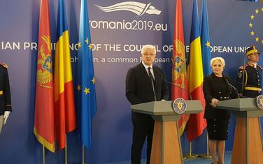 Marković na pres konferenciji