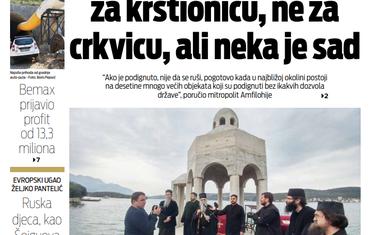 Naslovna strana Vijesti