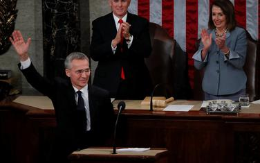 Prvi Norvežanin kojem je ukazana čast da govori u Kongresu