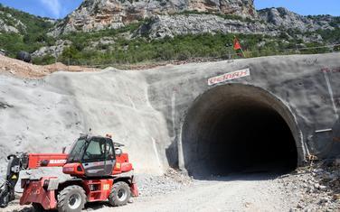 Najviše prihoda od gradnje auto-puta: Jedan od Bemaxovih tunela