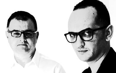 Vujadin Krivokapić i Bojan Martinović