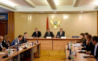 Nema reforme zakona bez opozicije: Sa sjednice odbora