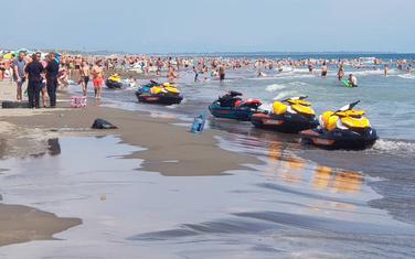 Velika plaža (Ilustracija)