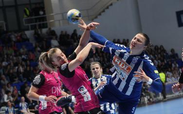 Đurđina Jauković na večerašnjoj utakmici