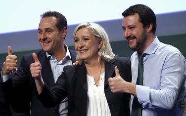 Salvini, Le Penova i Štrahe u Milanu 2016. godine
