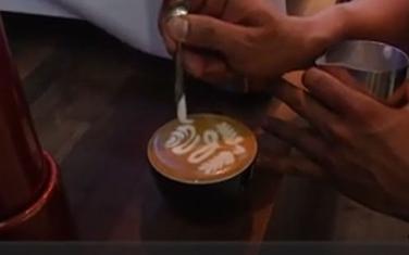 Oslikavanje kafe