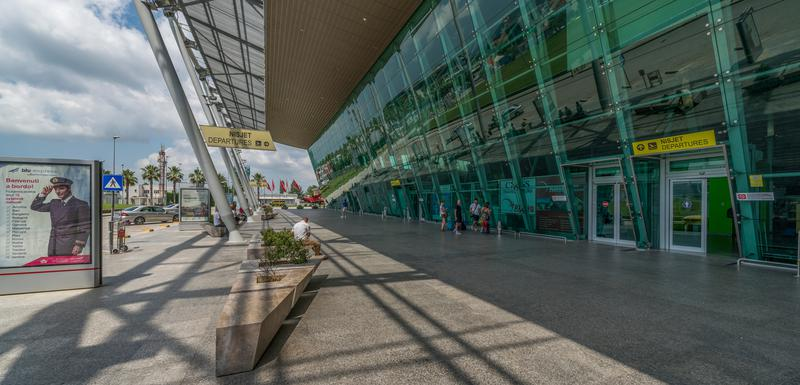 Aerodrom u Tirani (Ilustracija)