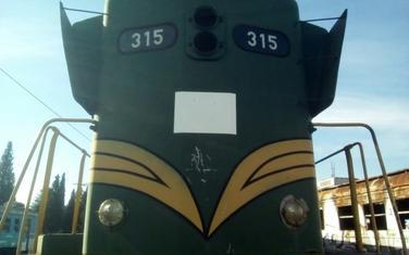Šteta i krađe oko pola miliona eura: Lokomotiva 661-315