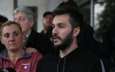Danijela Đurišić i Demir Hodžić