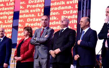 Godinu završili u plusu: Čelnici albanskih stranaka