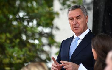 Lider DPS-a Milo Đukanović