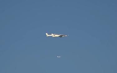 Prvi let Stratolauncha