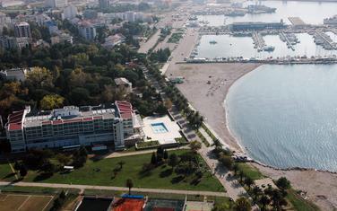 Plaža na Topolici duga je 80 metara
