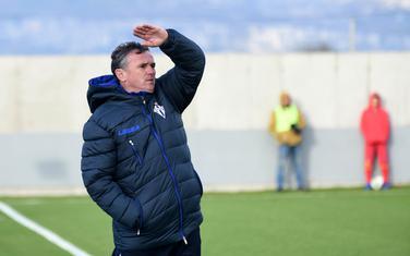 Branko Brnović, trener Budućnosti