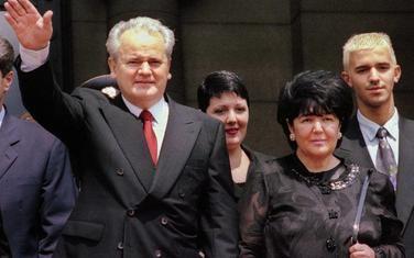 Podržavala supruga tokom ratova 1990-ih: Mirjana Marković i Slobodan Milošević