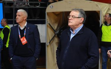 Predsjednik Zvezde Nebojša Čović