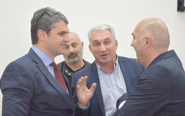 Nude radna mjesta u Opštini Tuzi: Čelnici albanske koalicije i Ramović