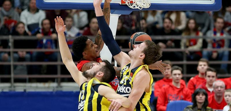 ener i CSKA favoriti za titulu: Klajburn zakucava preko Veselog i Kalinića