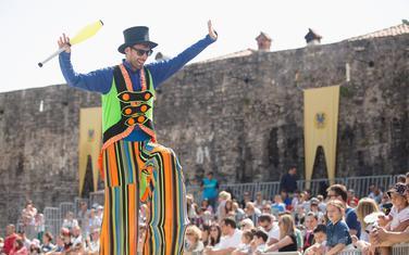 Sa prošlogodišnjeg karnevala u Budvi