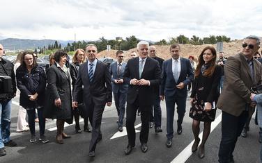 Marković juče na dodjeli ključeva za stanove zdravstvenim radnicima