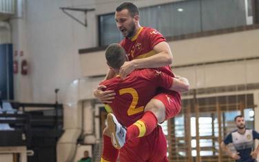 Crna Gora upisala sve tri pobjede