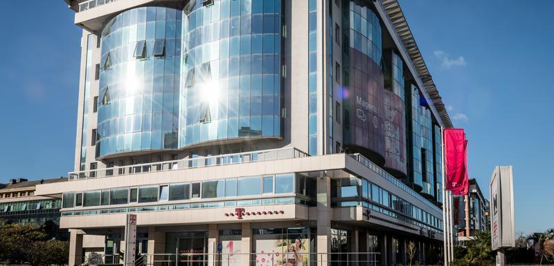 Zgrada Crnogorskog Telekoma