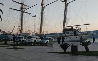 Večeras kod broda Jadran