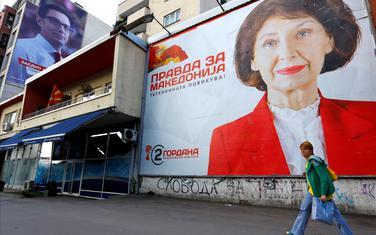 Predizborna kampanja u Sjevernoj Makedoniji