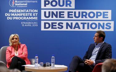 Poruka stanke ponovo glasi vratiti Francusku Francuzima: Le Penova i Bardela