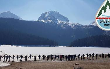 Dalje nećeš moći: Sa nedavnog protesta za zaštitu Crnog jezera i okoline