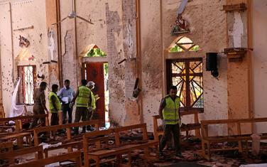 Posljedice jučerašnjeg napada u crkvi Sv. Sebastijana