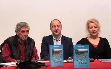 Sa promocije: Govedarica, Babović i Aranitović Papović