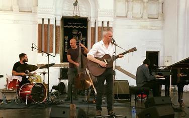 Prvi put u Podgorici sa bendom: Kralj Čačka