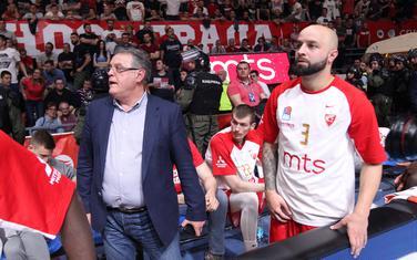 Nebojša Čović, sa sinom Filipom