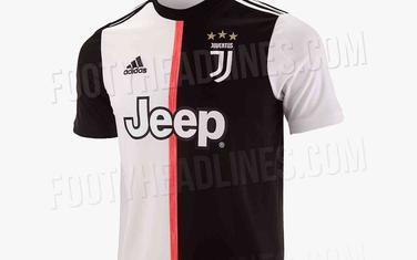 Novi dres Juventusa