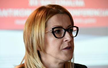 Ministarka javne uprave Suzana Pribilović