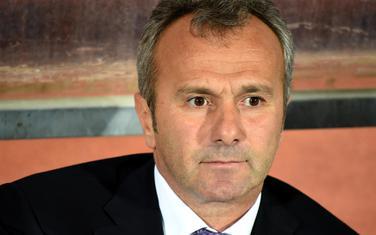 Dejan Savićević, predsjednik FSCG