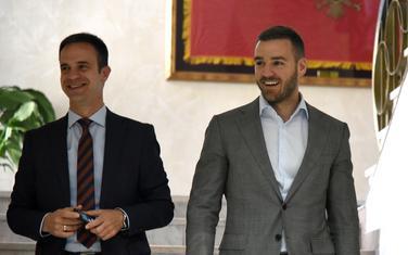 Odbor nije prestajao sa radom: Rakočević (desno)