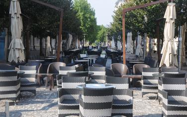 Restorani u Njegoševoj ulici