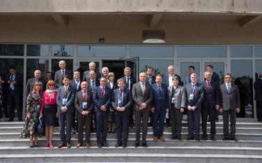 Učesnici Rektorskog foruma